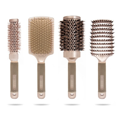 TYME Titanium Hair Curling and Flat Iron